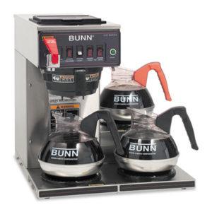 Bunn Three Burner